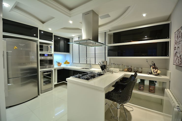 Kitchen by Paulinho Peres Group