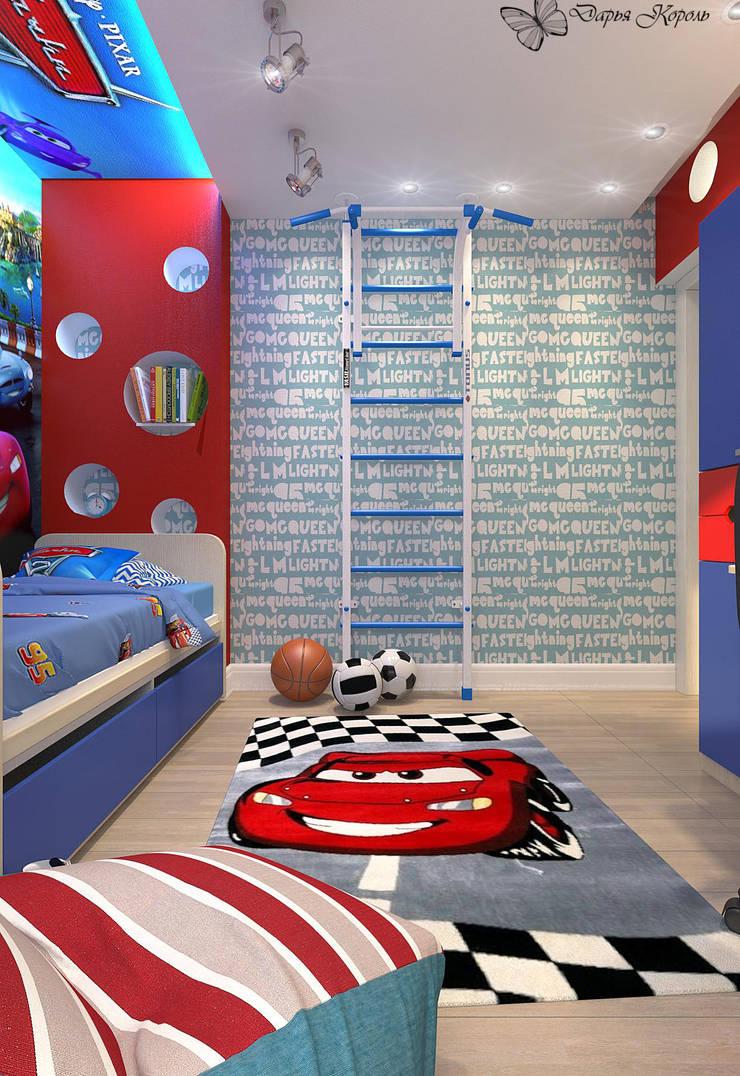 room boy.: Детские комнаты в . Автор – Your royal design