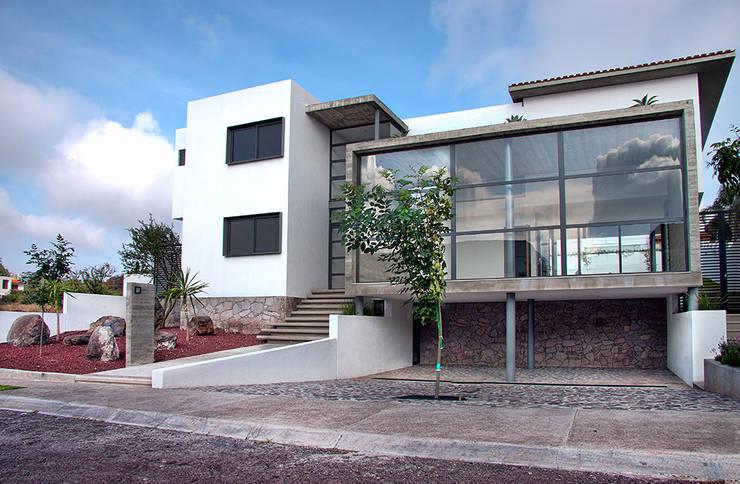 Дома в . Автор – VG+VM Arquitectos