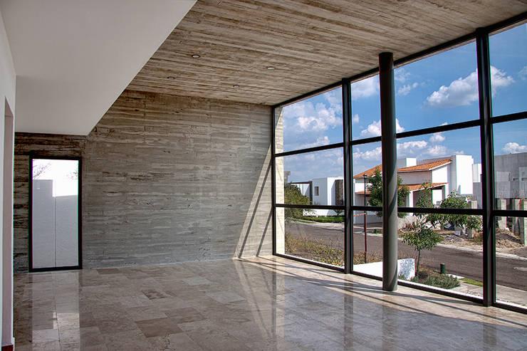 Гостиная в . Автор – VG+VM Arquitectos
