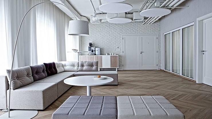 House of skills: styl , w kategorii  zaprojektowany przez IDEARCHITEKTURA
