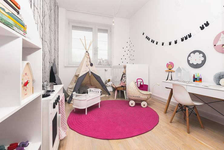 Skandinavische Kinderzimmer von ARCHISSIMA Skandinavisch