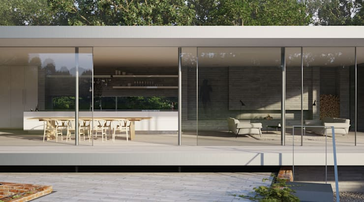 Private House, Suffolk:  Houses by Strom Architects