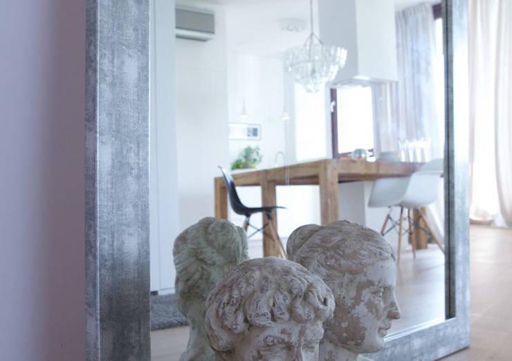 lustro: styl , w kategorii  zaprojektowany przez IDEARCHITEKTURA