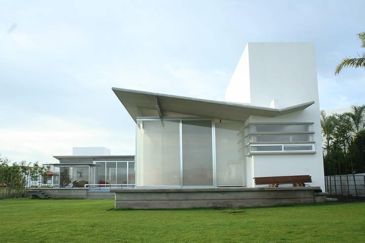 Terrazas de estilo  por VG+VM Arquitectos