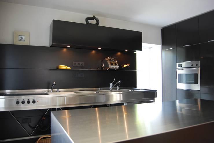 schwarz Haus:  Küche von schwarzID