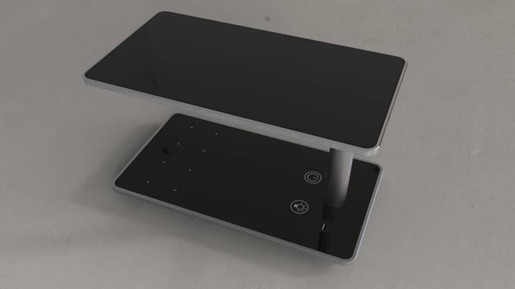 QiTable:   door Boonen Design Studio