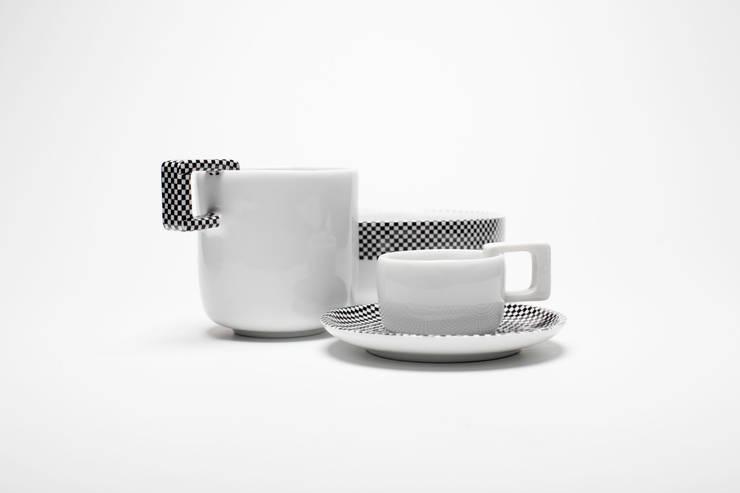 Single set - mops: styl , w kategorii Kuchnia zaprojektowany przez mopsdesign
