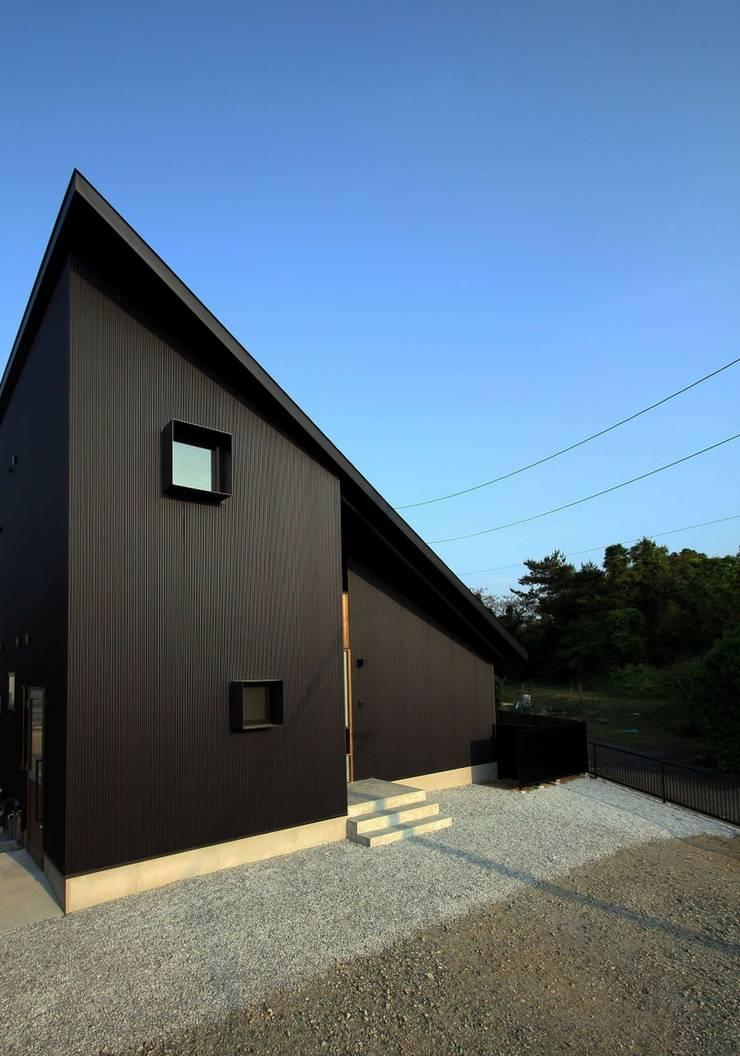 忍者の住む家: 秀田建築設計事務所が手掛けた家です。