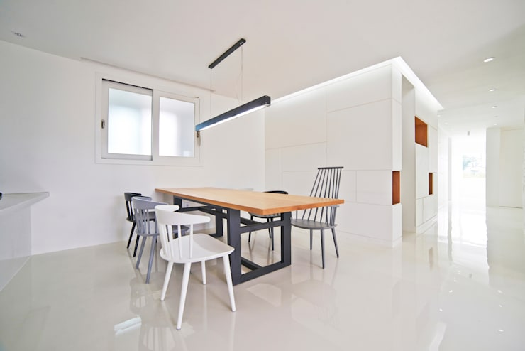 Dining room by NEN