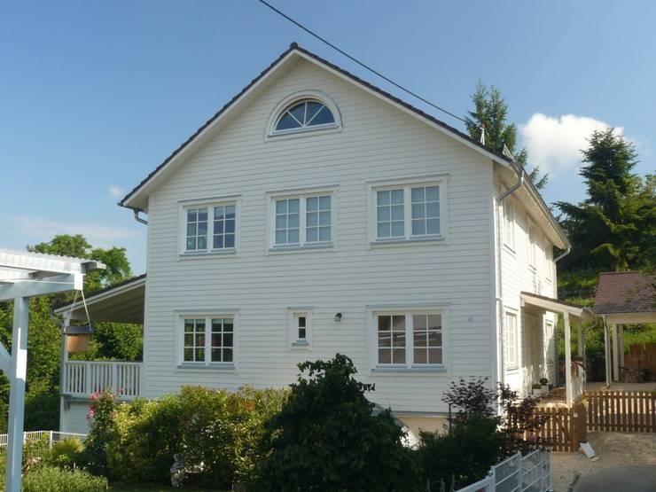 Houses by Skan-Hus Projekt GmbH