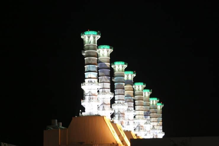 부산 복합화력박전소_2005: Eon SLD의  상업 공간