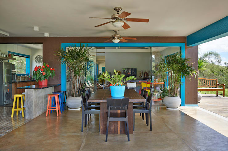 Patios by Beth Marquez Interiores