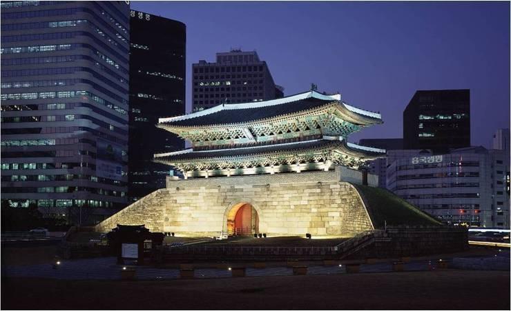 서울시 4대문_2007: Eon SLD의  행사장