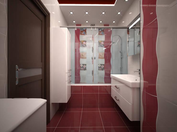 Ванная комната:  в . Автор – START