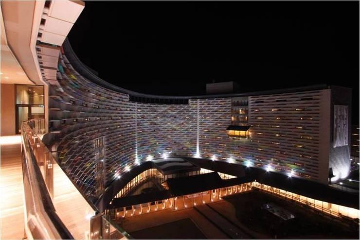 롯데 부여리조트_2009: Eon SLD의  상업 공간,모던