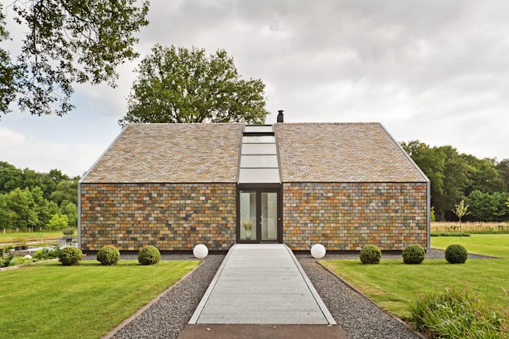 Houses by Beltman Architecten