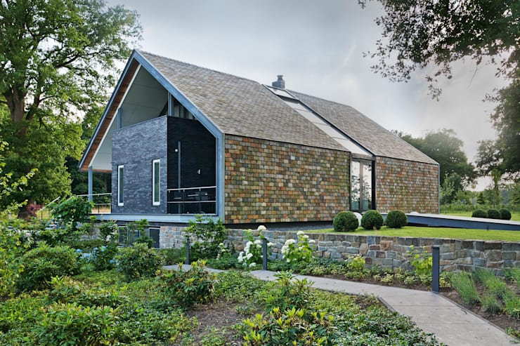 Beltman Architecten:  tarz Evler