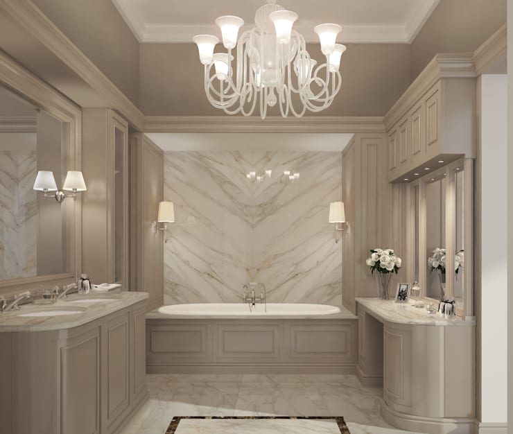 Devon&Devon Bath Couture 1:  Bathroom by Devon&Devon UK