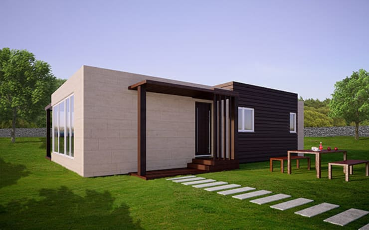 Houses by Casas Cube