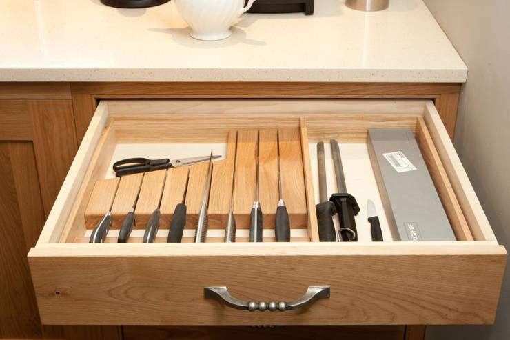 Chef Kitchen :  Kitchen by David Holliday Kitchens