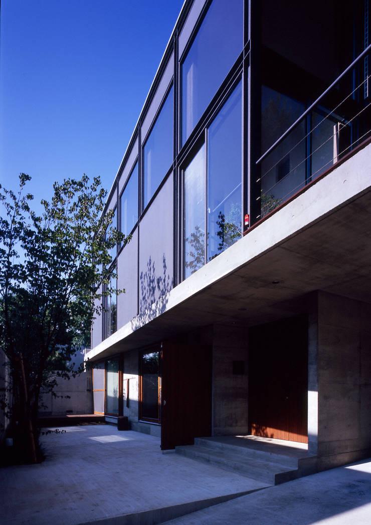Huizen door 井上洋介建築研究所