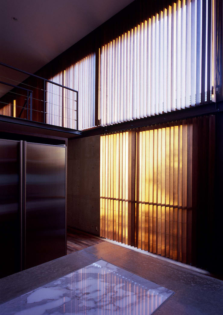 Keuken door 井上洋介建築研究所