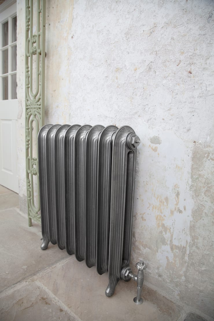 Tuscany Cast Iron Radiator :  Bathroom by UK Architectural Antiques