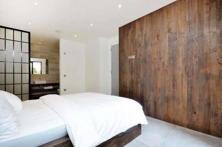 غرفة نوم تنفيذ Terry Design
