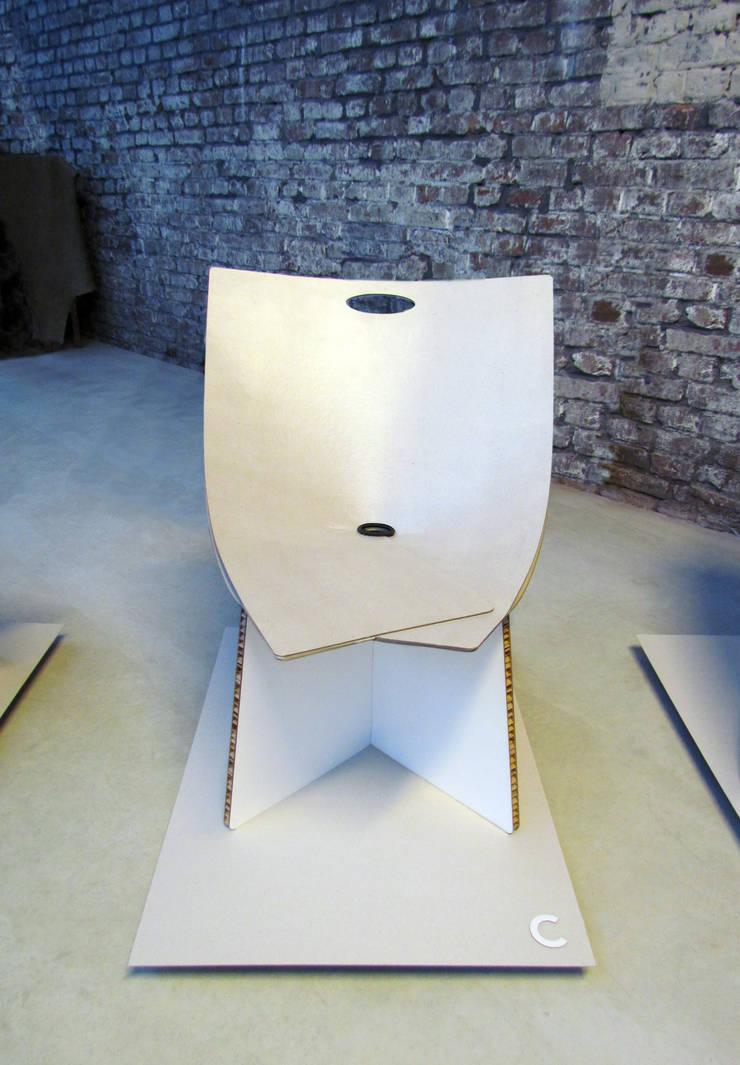 Stoel C • Flow: modern  door studio Che Eyzenbach, Modern