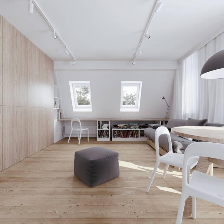 Study/office by 081 architekci