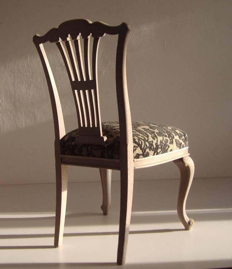 fauteuils en rechte stoelen:   door Lifecycle Art & Furniture, Eclectisch