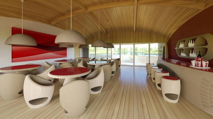 Giancarlo Zema Design Group:  tarz Yeme & İçme