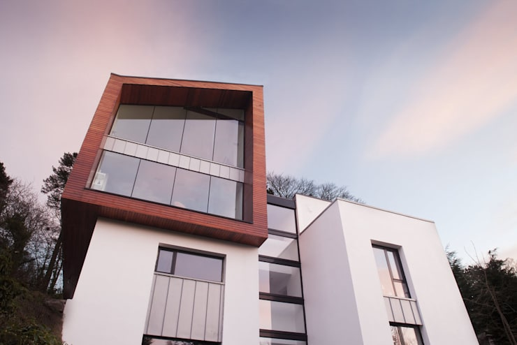 007 House:  Houses by BGA Architects Ltd
