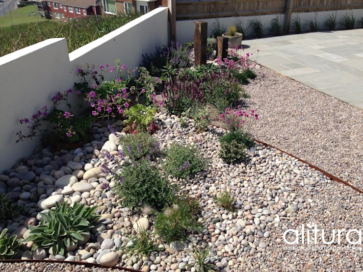 Right Plant Right Place:  Garden by Alitura Landscape and Garden Design