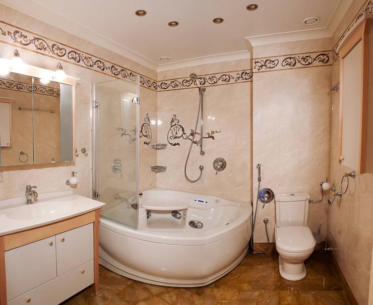 Ванная комната.: Ванные комнаты в . Автор – KRAUKLIT VALERII