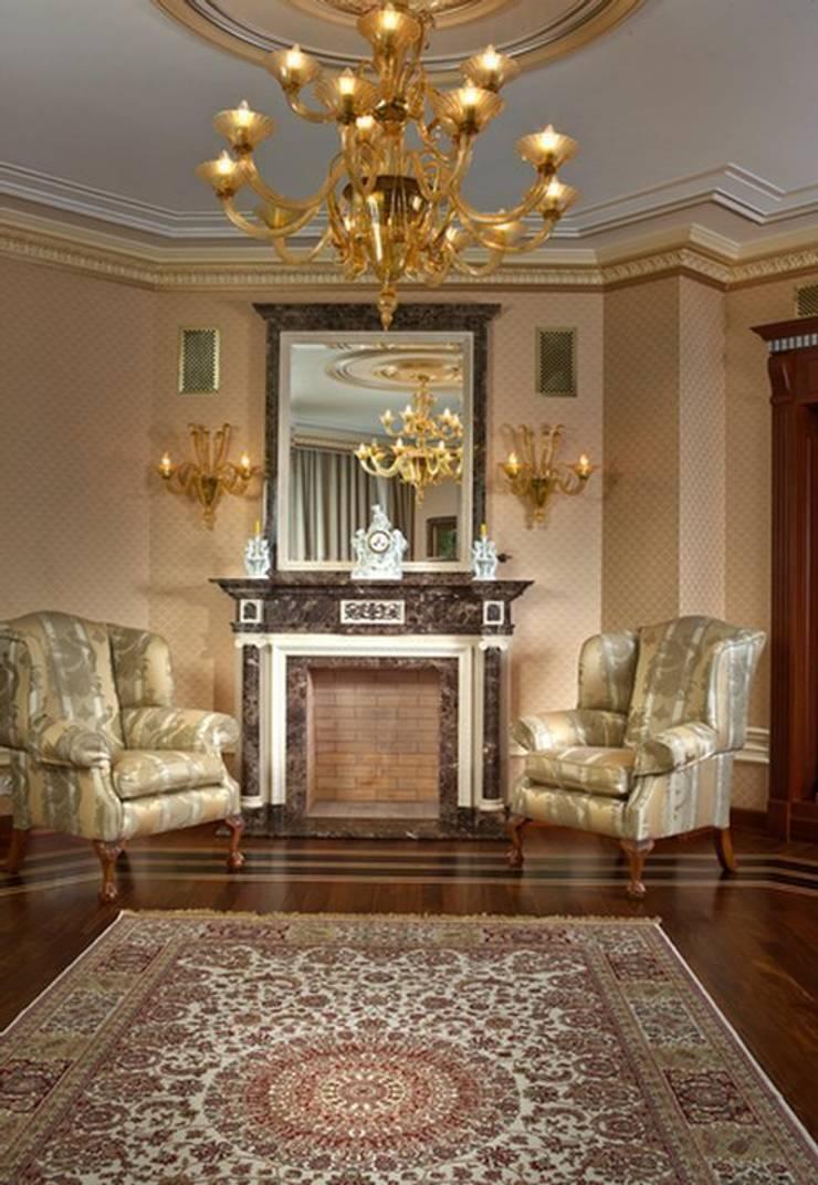 Гостиная.: Гостиная в . Автор – KRAUKLIT VALERII
