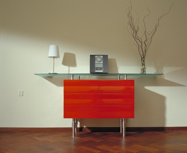 Dressoir Reijda: modern  door George van Engelen Design, Modern