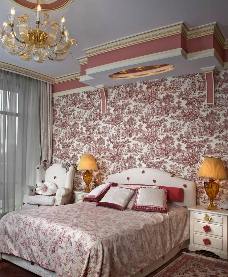 Спальня детская.: Спальни в . Автор – KRAUKLIT VALERII