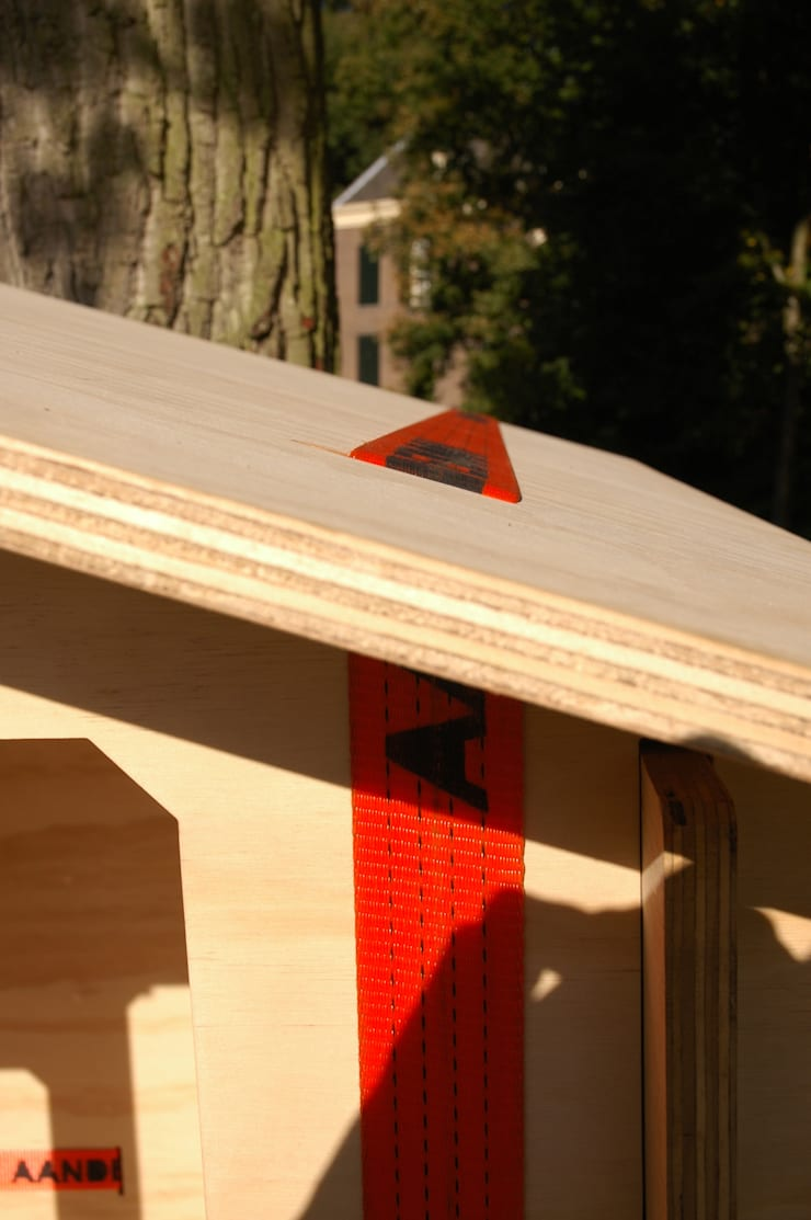 ​DIY Treehouse:   door STUDIO ROGIER MARTENS