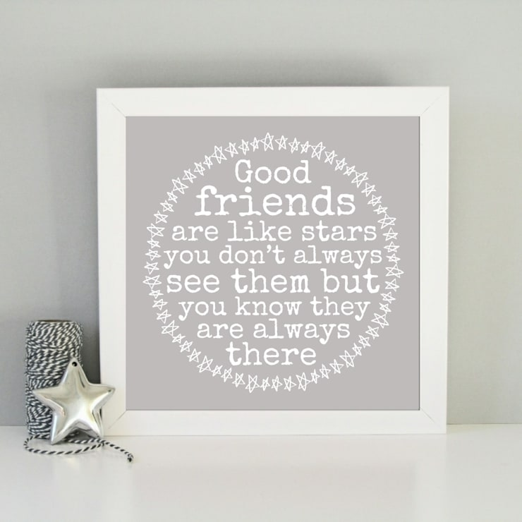 Always Sparkle's Bright & Colourful 'Paper Smiles' Framed Art Prints:  Artwork by Always Sparkle