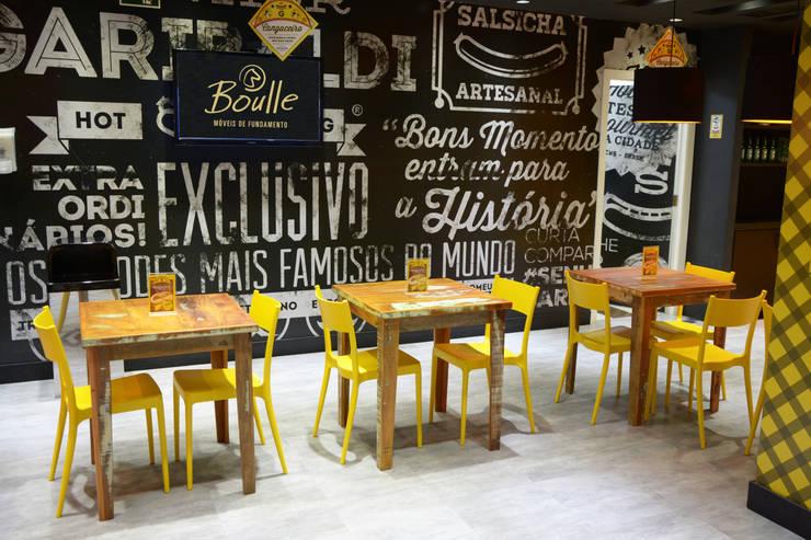 Salones de eventos de estilo  por Boulle, Moderno