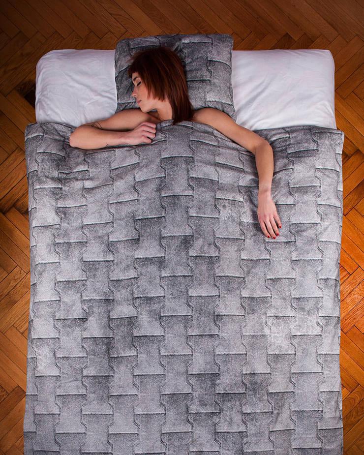 Akcesoria do domu: styl , w kategorii Sypialnia zaprojektowany przez Pan tu nie stał