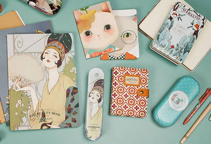 Bonvagon.com – Kırtasiye Koleksiyonu:  tarz Çalışma Odası
