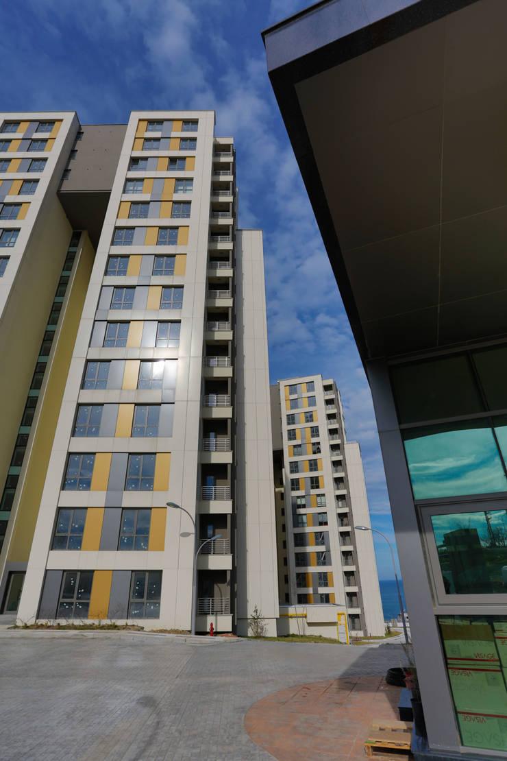 PS MİMARLIK – BORKONUTPLUS:  tarz Evler, Modern
