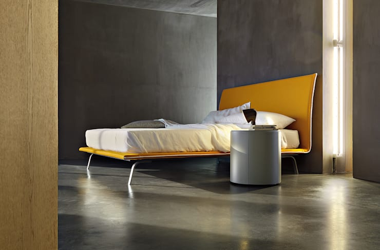 Cama Land de Lema: Dormitorios de estilo  de XETAI ALTZARIAK