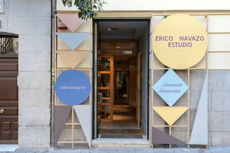Desde el exterior: Estudios y despachos de estilo  de erico navazo