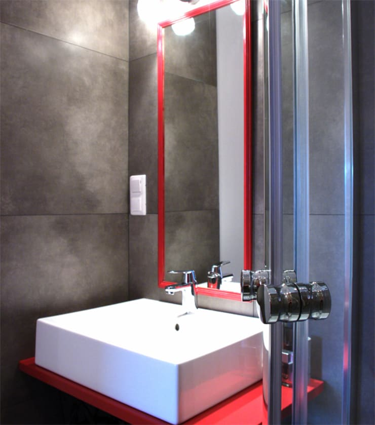 pokój Mały Marzyciel: styl , w kategorii Hotele zaprojektowany przez Studio Projektowe RoRO interior + design