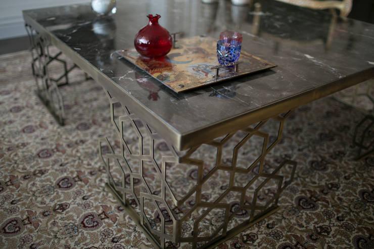 PS MİMARLIK – NEWTOUCH:  tarz Oturma Odası