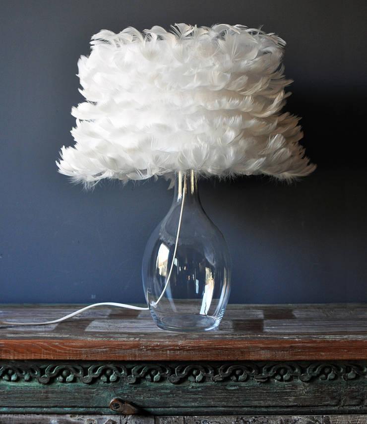 Lampka Angel : styl , w kategorii Sypialnia zaprojektowany przez Monkey Machine Magdalena Jasyk Bartczak